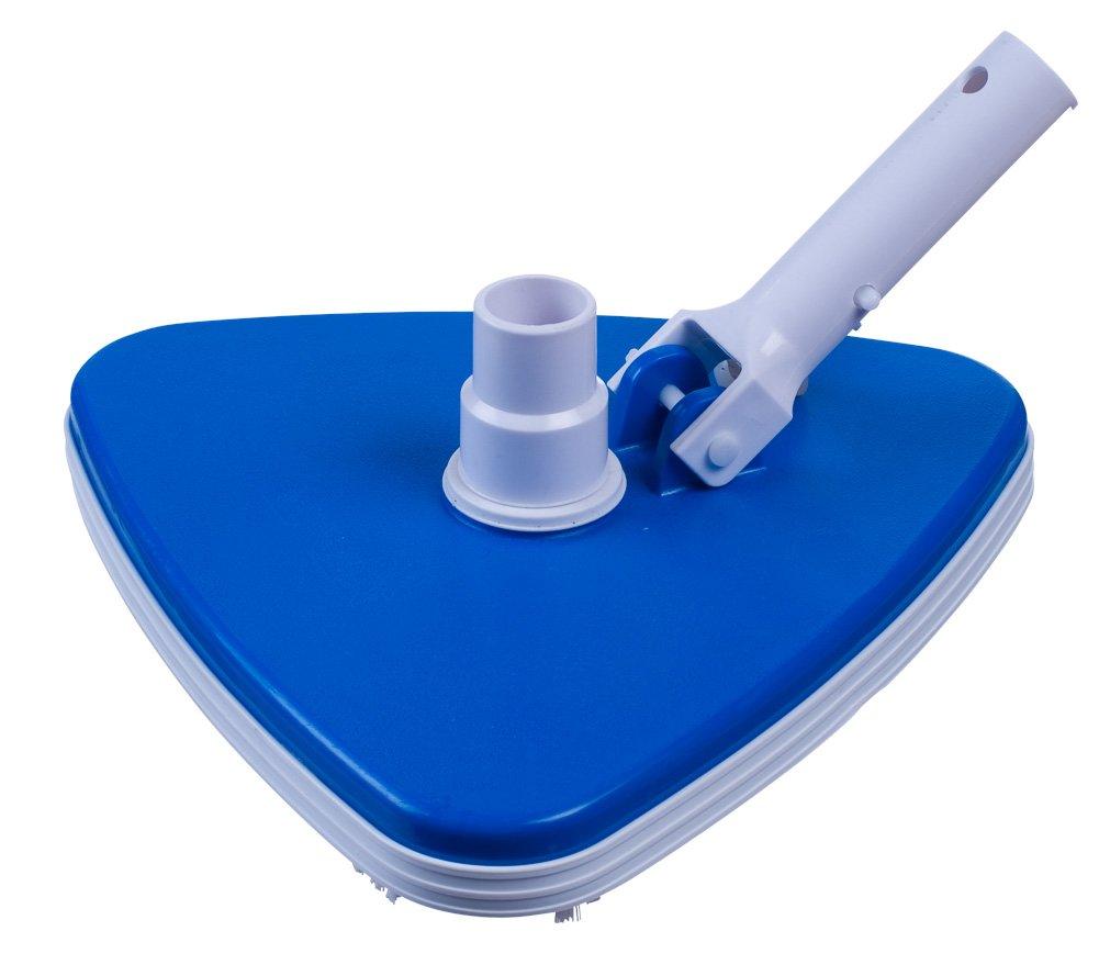 MILLIARD Blue Triangle Weighted Vacuum Head