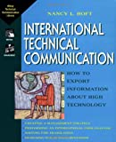 International Technical Communication, Nancy L. Hoft, 0471037435