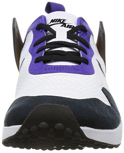 Nike Zoom Lite Qs Mænds Sneaker Hvid 850560 105 Hvid / Sort-domstol Lilla-lyse Citrus IKYqY