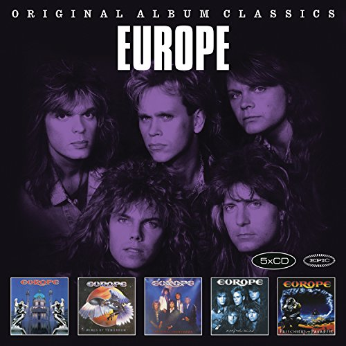 Europe - Original Album Classics - Zortam Music