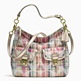 Coach Daisy Madras Hobo