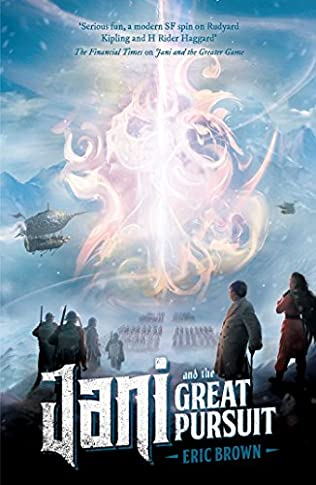 book cover of Jani and the Great Pursuit