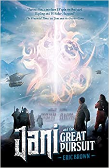 Book Jani and the Great Pursuit