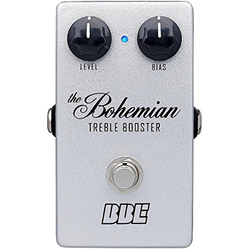 BBE Bohemian Treble Boost Pedal - Treble Booster