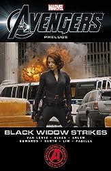 Marvel's the Avengers: Black Widow Strikes
