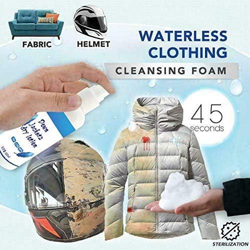 Espuma limpiadora de manchas Ohwens para ropa, espray de limpieza ...