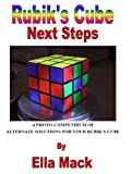 Rubik's Cube: Next Steps