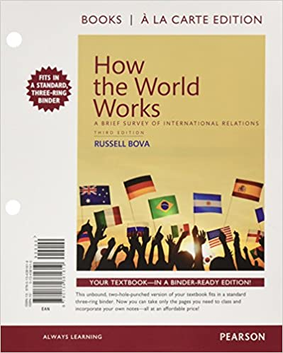 Amazon com: How the World Works: A Brief Survey of International