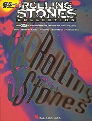 Rolling Stones Collection Easy Guitar Tab Book