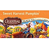 Celestial Seasonings Sweet Harvest Pumpkin Black Tea, 20 Count