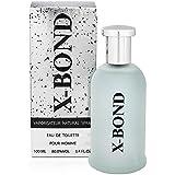X-Bond Eau de Toilette for Men - 3.4 oz / 100 ml