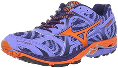 Mizuno Women's Wave Elixir 7 Running Shoe,Persian Jewel/Ember/Blue Depths,6 B US