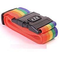 Baggage Belt Lock & Combination Luggage Strap