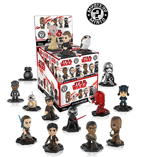 (Funko Star Wars Mystery Minis The Last Jedi Mystery Box [12 Packs])