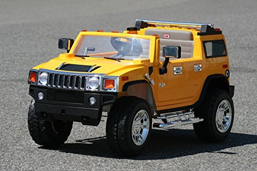 Buy Hummer Battery Operated Ride On Toy Car For Kids With Remote