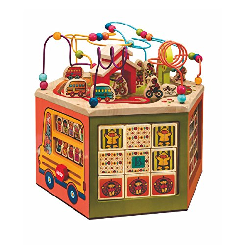 B. Toys Youniversity Activity Cube by B. Toys (Image #3)