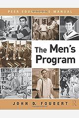 The Men's Program: Peer Educator's Manual, Pack of 10 Paperback