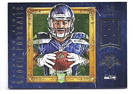 low priced a463c 44703 TYLER LOCKETT 2015 Gridiron Kings Rookie Portraits Materials ...