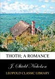 img - for Thoth; a romance book / textbook / text book