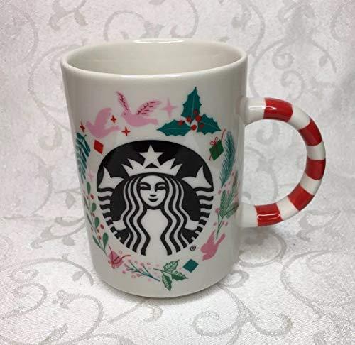 Starbucks 2018 Holiday Collection 12oz Candy Cane Mug]()