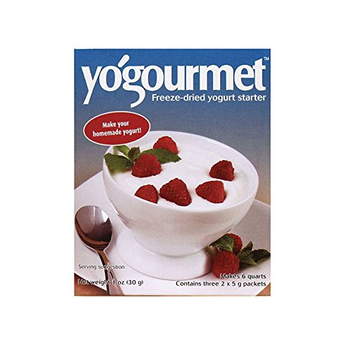 - Yogourmet Yogurt Start Frz-Dr