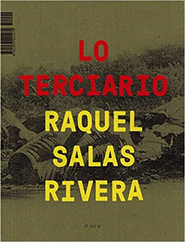 [OUT OF PRINT; order 2nd edition] lo terciario / the tertiary (Timeless, Infinite Light, 2018) By Raquel Salas Rivera