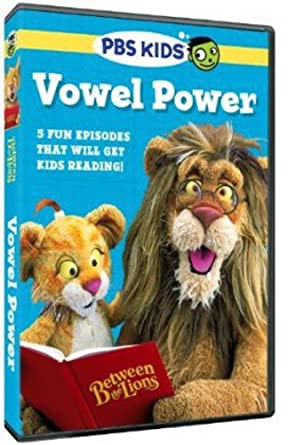 Amazoncom Between The Lions Vowel Power Movies Tv