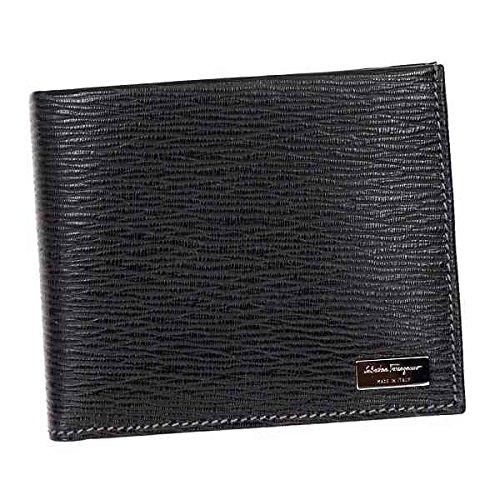 (サルヴァトーレフェラガモ) SalvatoreFerragamo メンズ 二つ折り財布 [並行輸入品] B01H73L5SI
