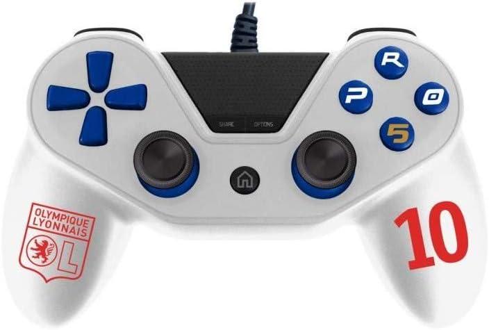 Subsonic SA5367-9 Gamepad Playstation 4 Multicolor Mando y Volante - Volante/Mando (Gamepad, Playstation 4, Hogar, Alámbrico, Multicolor, 3 m): Amazon.es: Deportes y aire libre