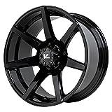 V-Rock VR8 Extractor Gloss Black Wheel (20x9.5''/5x5'')