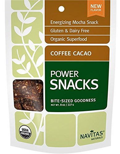 Navitas Naturals Constitutional Power Snacks - Coffee Cacao 227g