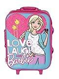 Barbie Trolley Bag - Blue