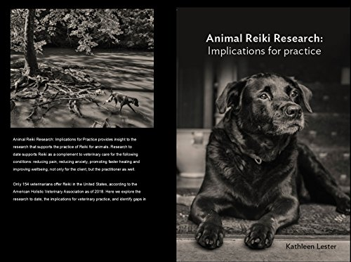 - Animal Reiki Research: Implications for Practice