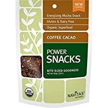 Navitas Naturals Organic Power Snacks - Coffee Cacao 227g