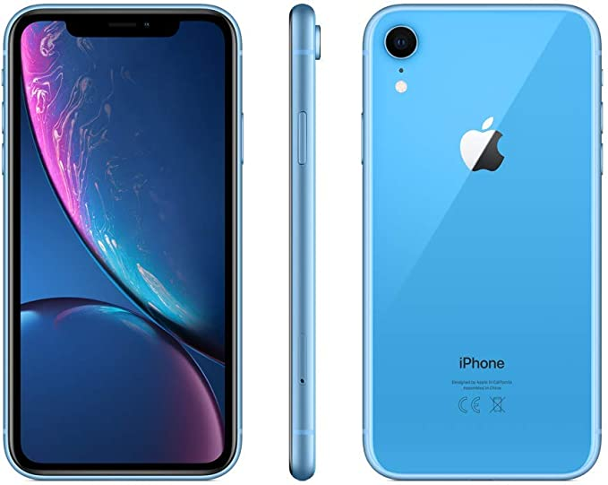 Apple Iphone Xr 64gb Blau Generalüberholt Elektronik