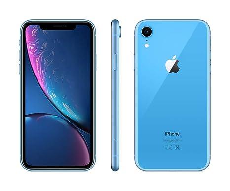 "Apple iPhone XR 15,5 cm (6.1"") 256 GB SIM Doble 4G"