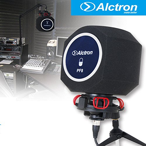 Alctron Studio Microphone Foam Shield Soundproofing Acoustic Panel Soundproof Filter - Image 3