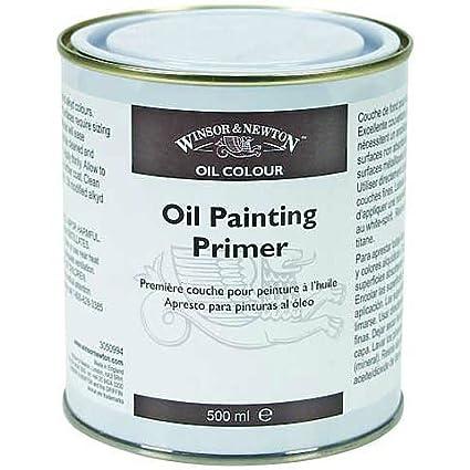 Paint And Primer >> Amazon Com Winsor Newton 3050994 Oil Painting Primer