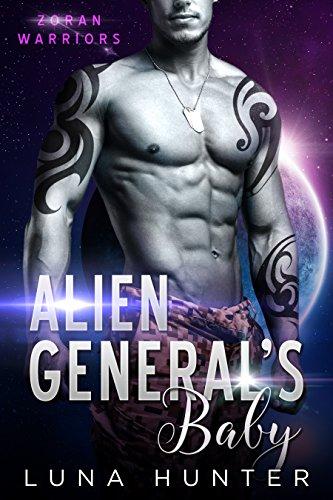 Alien General's Baby (Scifi Alien Romance) (Zoran Warriors Book 1) (Vino Sweet)