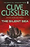 Front cover for the book The Silent Sea by Clive Cussler