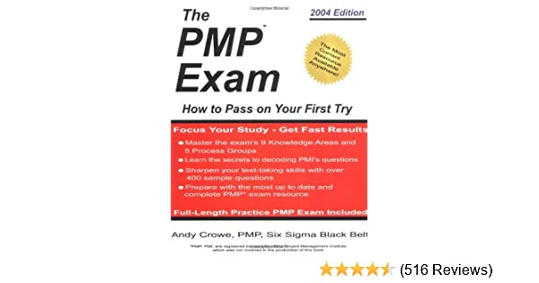 Andy Crowe Pmp Book 5th Edition Pdf