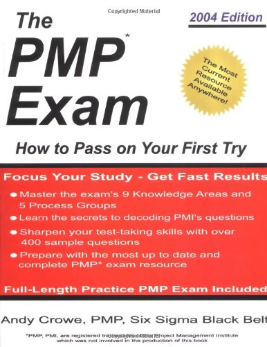 The PMP Exam: How to Pass on Your First Try