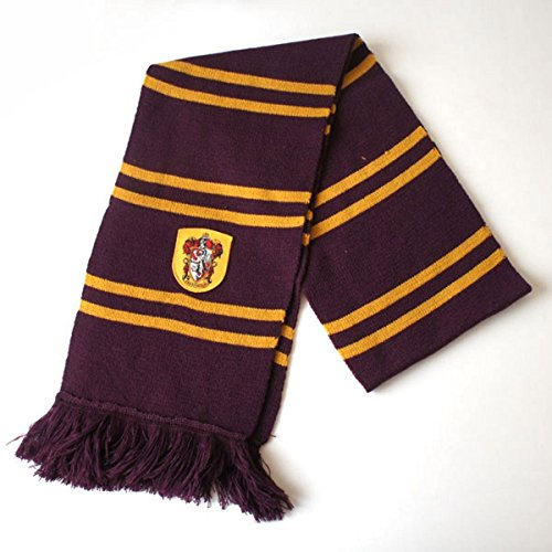 [Fashion New Arrival Cosplay New Harry Potter Gryffindor Thicken Wool Knit Scarf] (0-3 Months Baby Halloween Costumes Uk)