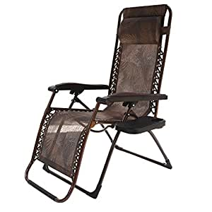 Amazon Com Le Papillon Zero Gravity Chair Adjustable
