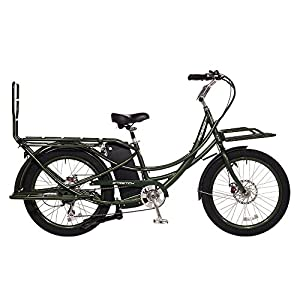 Pedego Stretch Olive Green 48V 17Ah