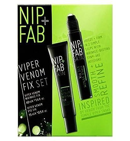 Nip+Fab Viper Venom Fix Set - Pack of 2 by Nip+Fab