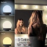 Minetom Vanity Lights, 10 Pcs Led Vanity Makeup