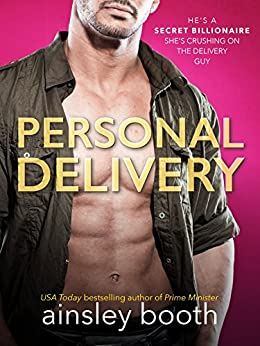 Personal Delivery (Billionaire Secrets Book 1) by [Booth, Ainsley]