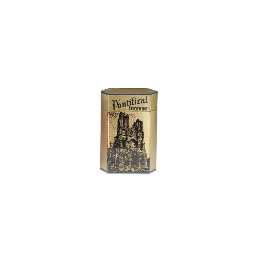 Pontifical Incense 6/Cs by Christian Brands