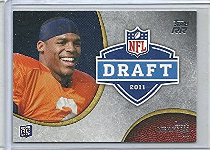 2011 Topps Rookie Rising Football Dr Cn Cam Newton Rookie Card At